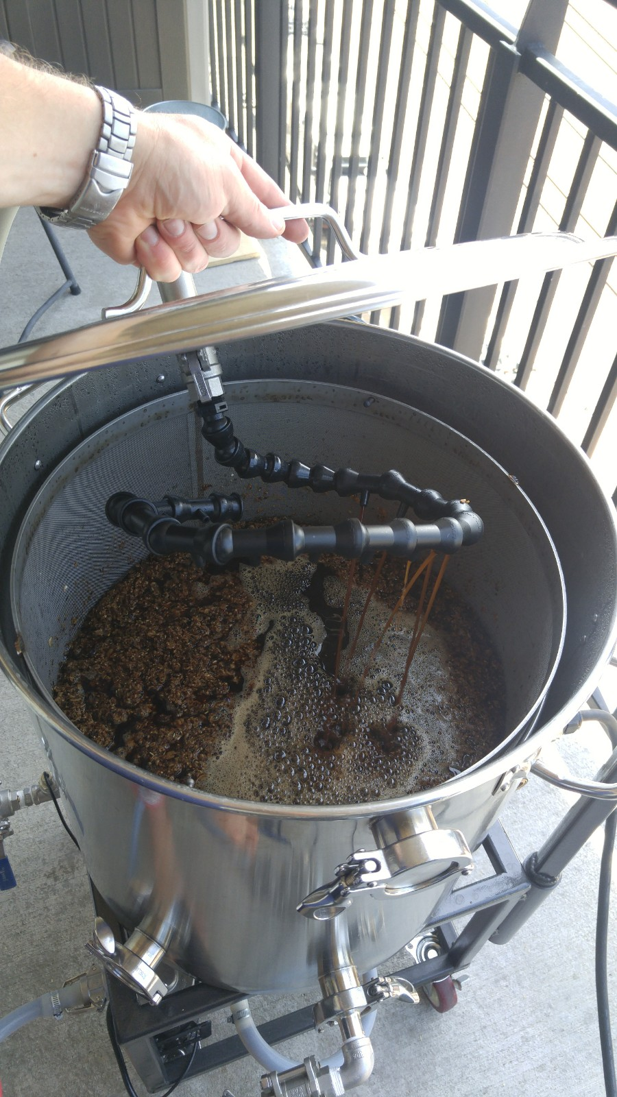 Show Us Your Electric Brewing Rig Page 6 Homebrewtalk