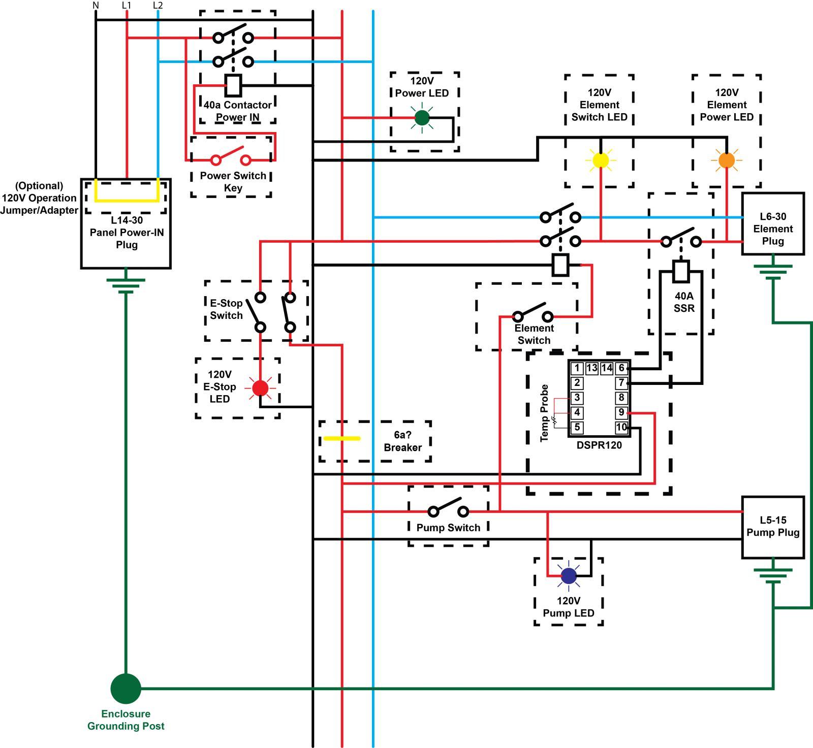 dorable 240v wiring diagram crest