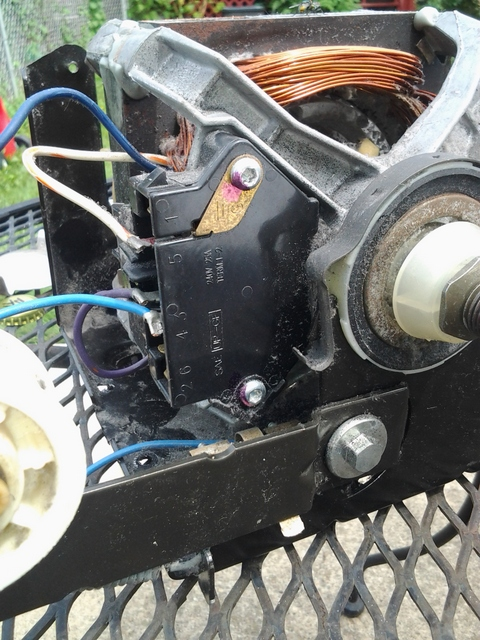 need some help wiring dryer motor | HomeBrewTalk.com - Beer ... Ge Model Kh Motor Wiring Schematic on
