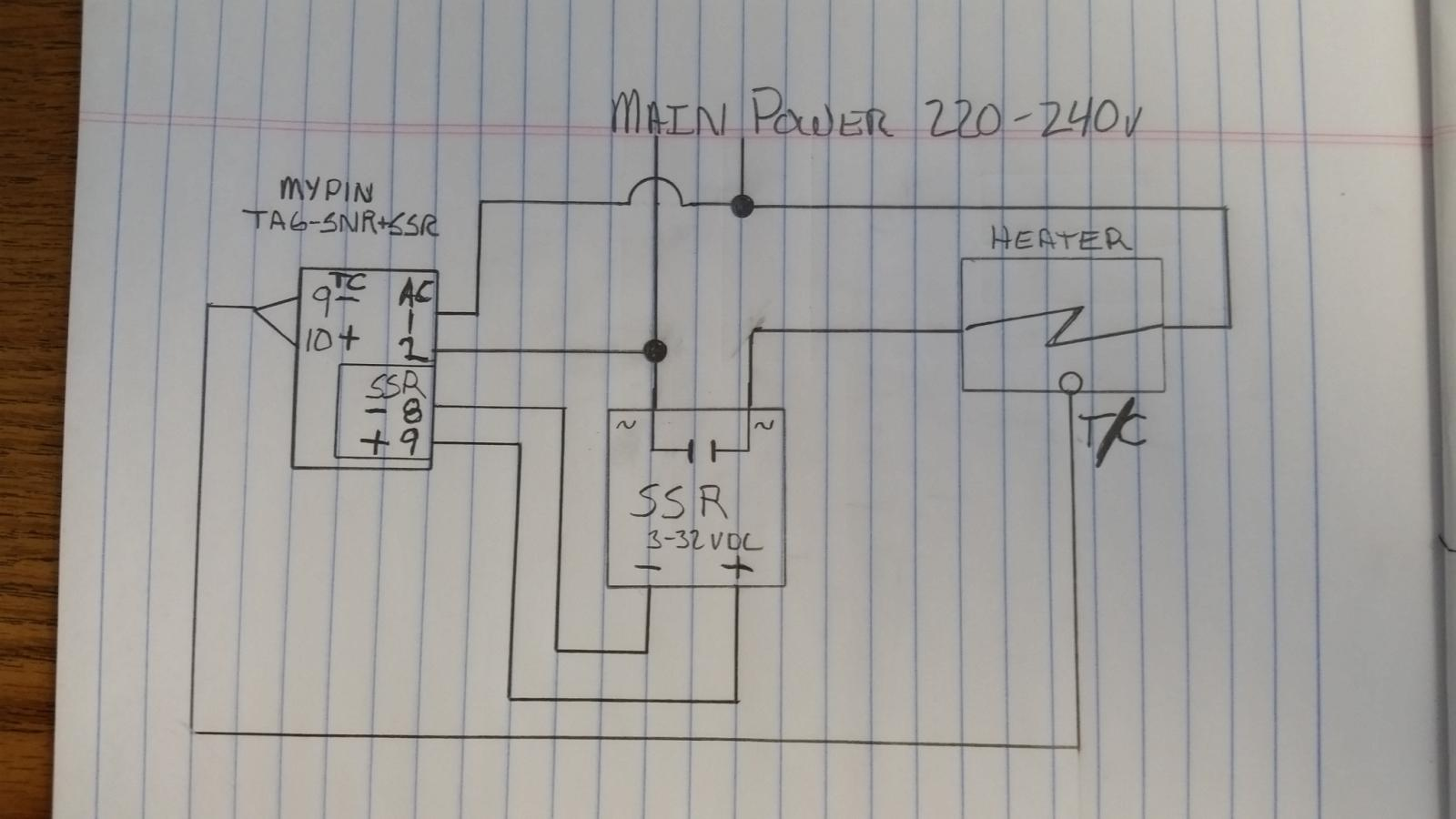 mypin ta6 pid controller settings wiring help homebrewtalk comwiring for the mypin controller 20151103_111940 jpg