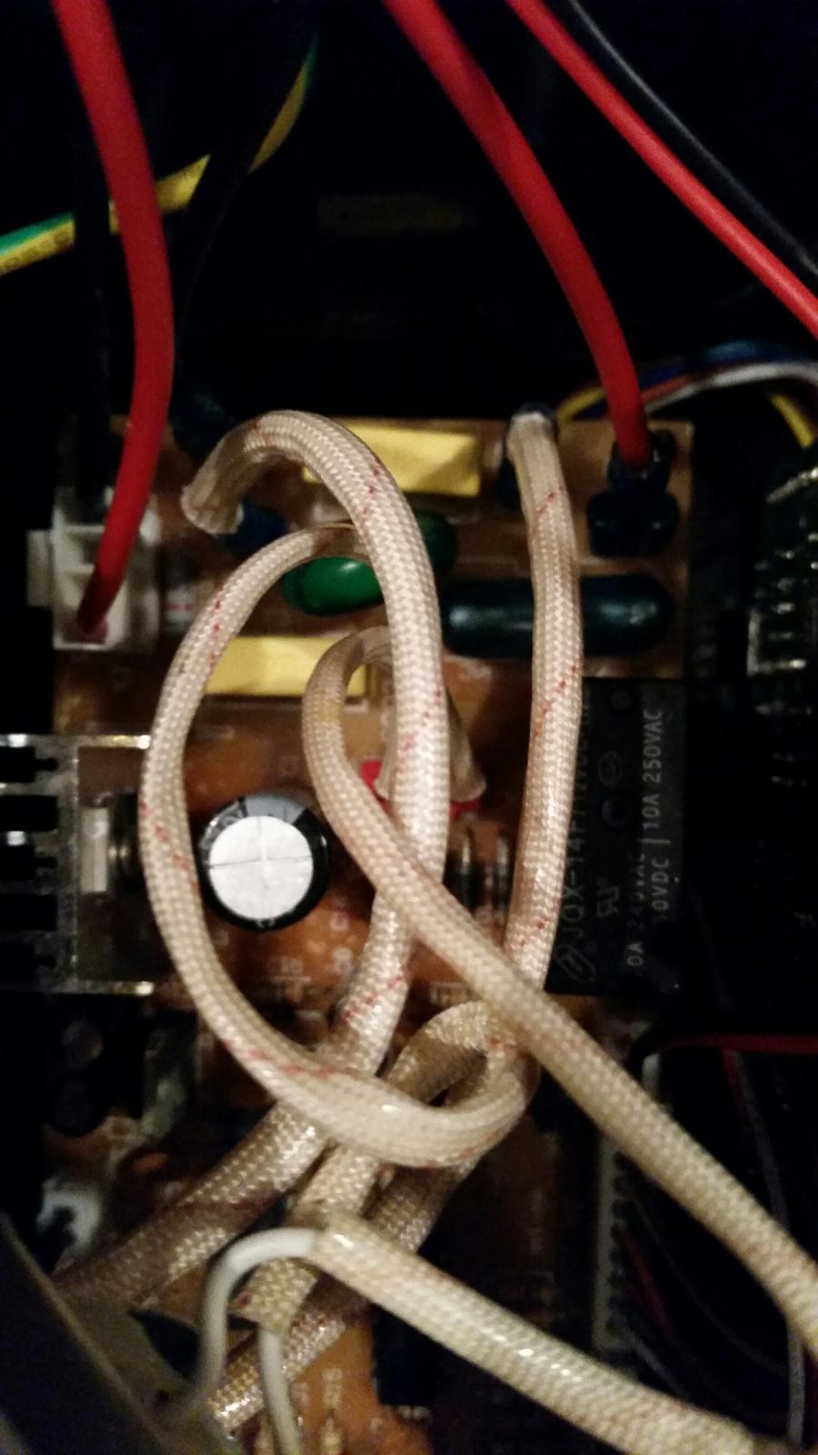 Bypassing fridge thermostat  How?   HomeBrewTalk com - Beer