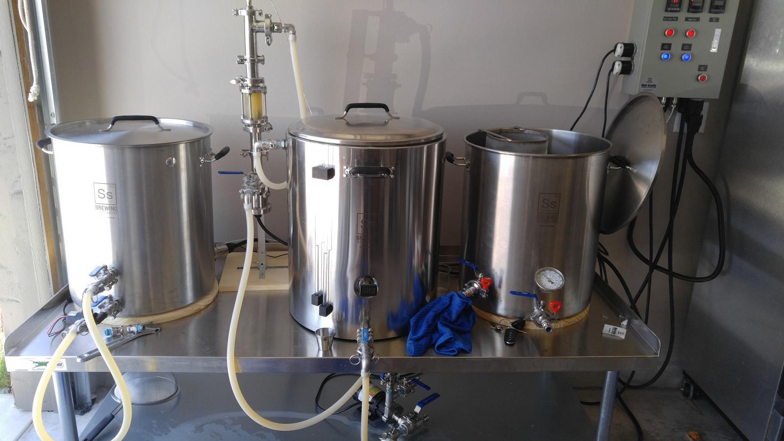 20 gallon SS Brewtech Infussion mash tun | Page 3