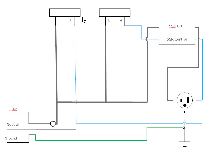 Wiring Diagram Itc 1000f Electrical Schematic Wiring Diagram