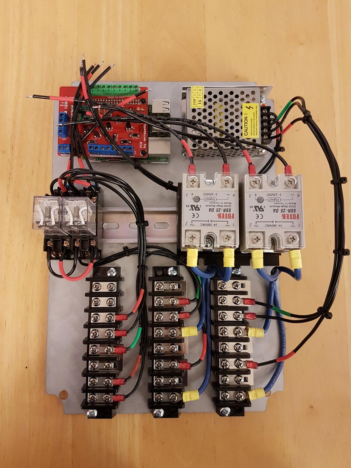 CraftBeerPi - Raspberry Pi Software | Page 16 | HomeBrewTalk com