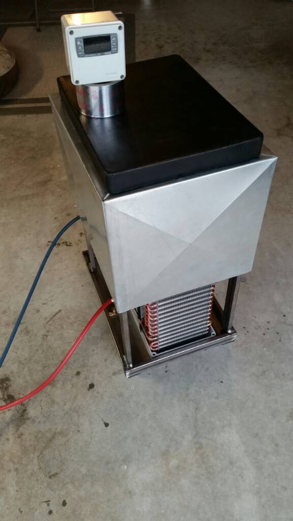DIY Glycol Chiller