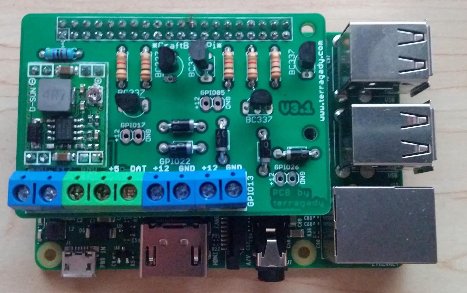 CraftBeerPi - Raspberry Pi Software   Page 19   HomeBrewTalk.com ...