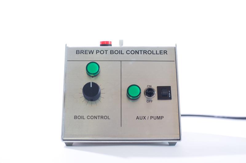 KegKits Boil Pot Element Controller | HomeBrewTalk com - Beer, Wine