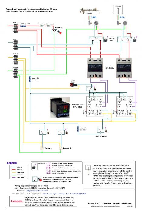 another rims wiring diagram help please home brew forums click image for larger version auberin wiring a13 syl 2352
