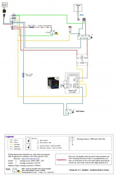 wiring dpst 240 volt switch home brew forums click image for larger version auberin wiring1 a4 4500w biab