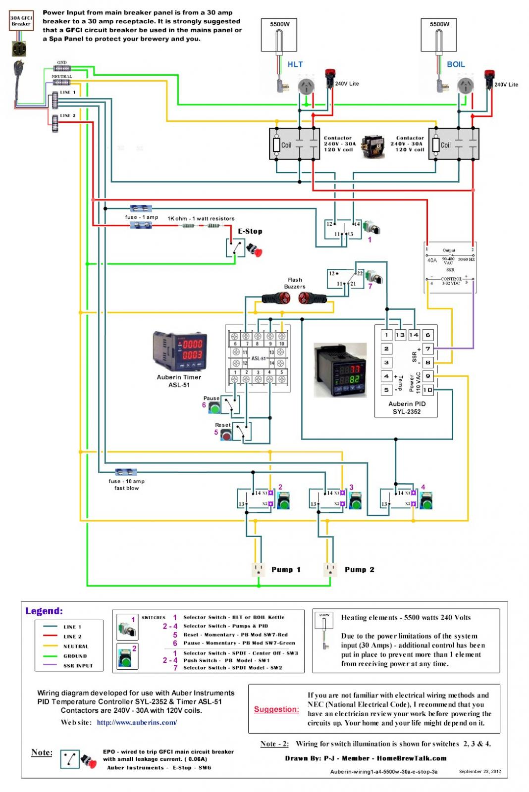 Wiring Diagram Box Pj Trailer university network diagram