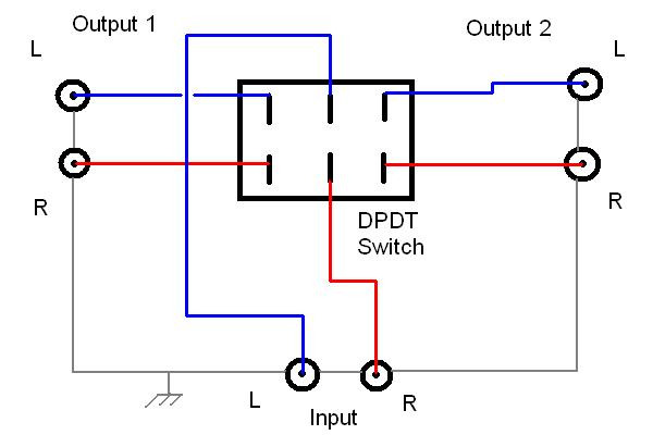 wiring diagram for dpdt push button wiring questions for right angle drill + grain mill ...