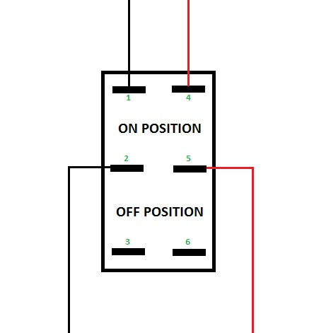 Dpst Wiring Diagram Dpdt Switch Wiring - Wiring Diagrams