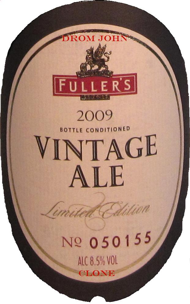 Drom John Fuller's Vintage Ale 2009.png