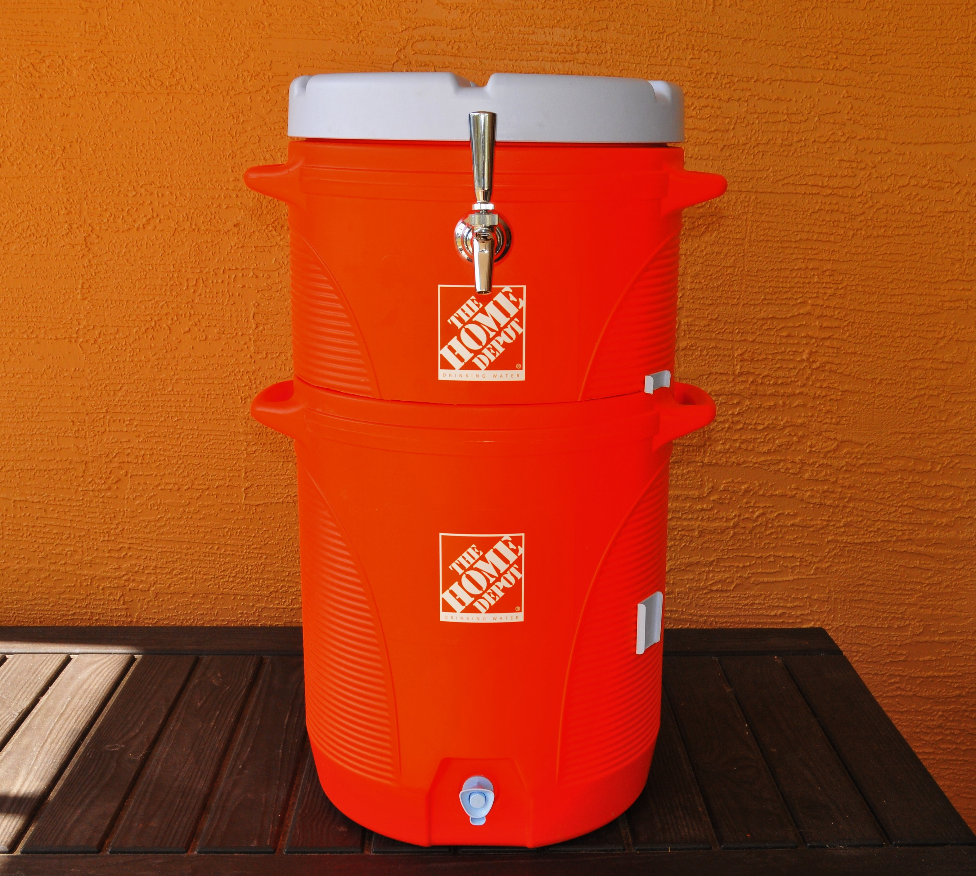 Show Us Your Portable Travel Kegerator Cooler Page 3