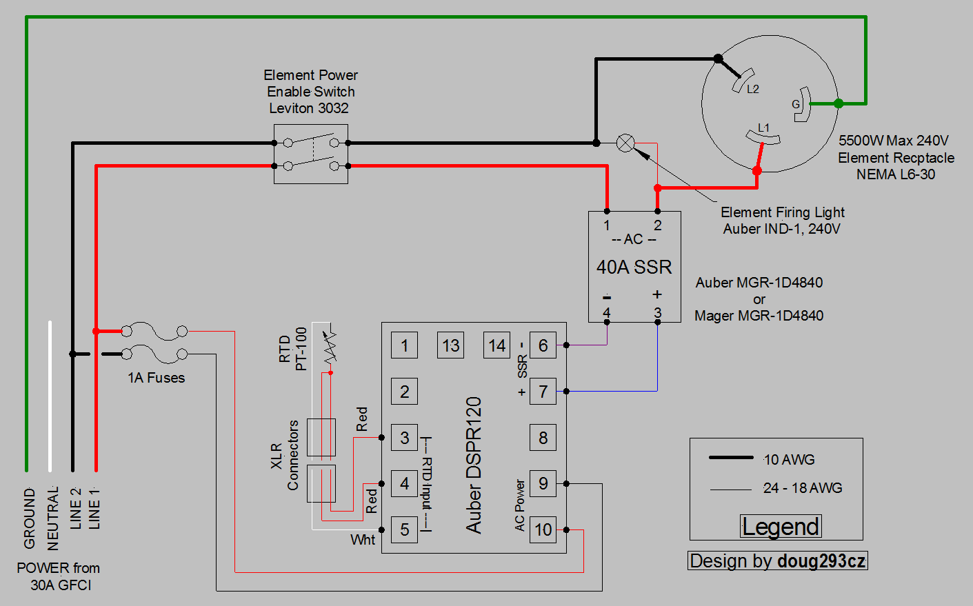 Ss Brewtech 15 Gallon Electric Kettle Conversion Leviton Phone Jack Wiring Diagram Http Wwwebaycom Itm Dspr120 1 Element 240v Only