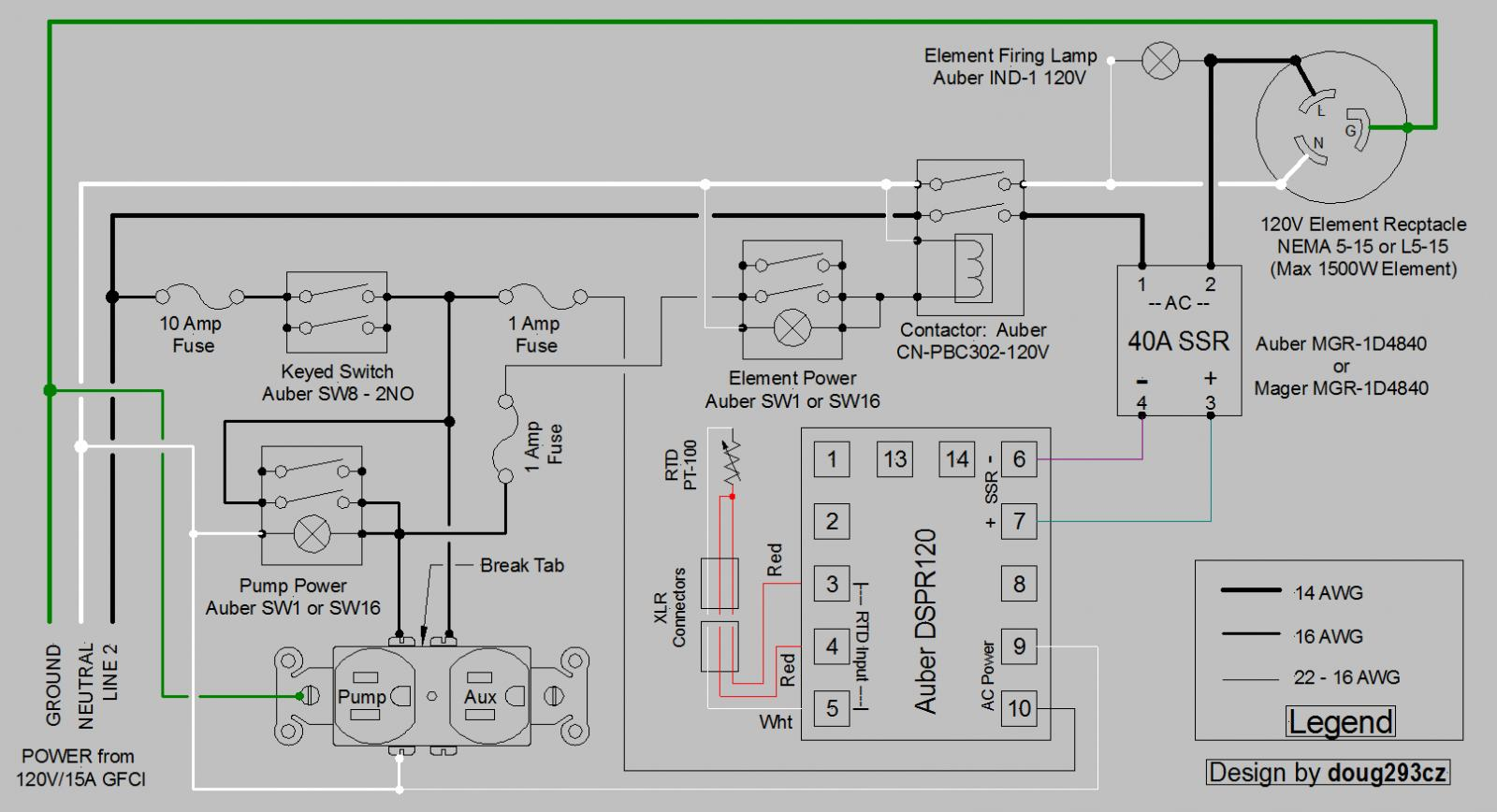 Ssr Wiring Diagram For Controller Will Be A Thing 125 Amazing Pid 110v Switch Ideas Best Image 2013 Pilot Radio Maf