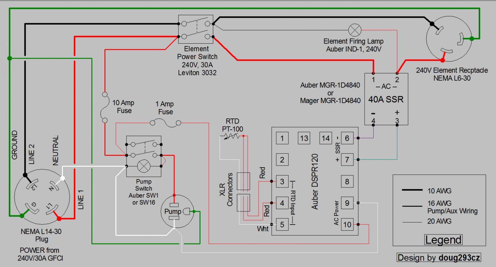 Kettle Plug Wiring Diagram