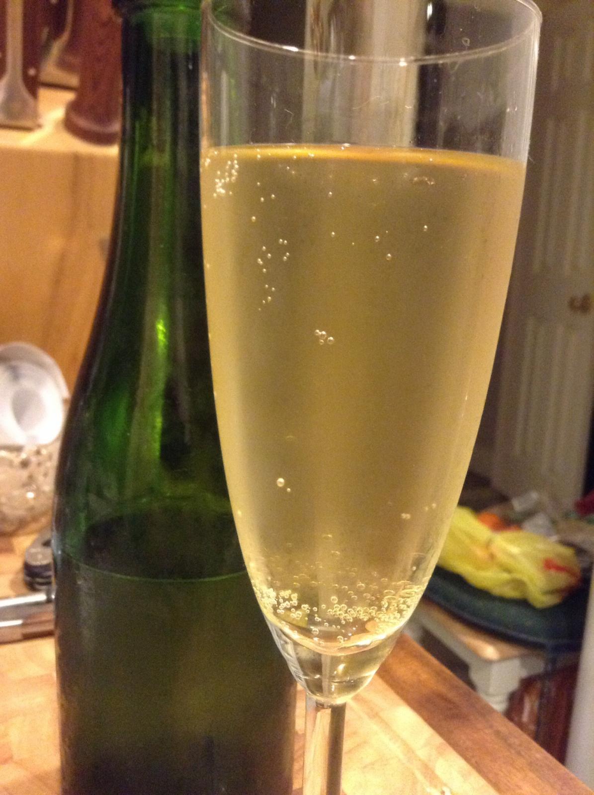 champagne örebro