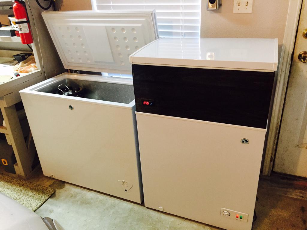 Igloo 5 1 Chest Freezer as Fermentation Chamber