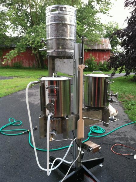 all grain brewing setup homebrewtalk com beer wine mead
