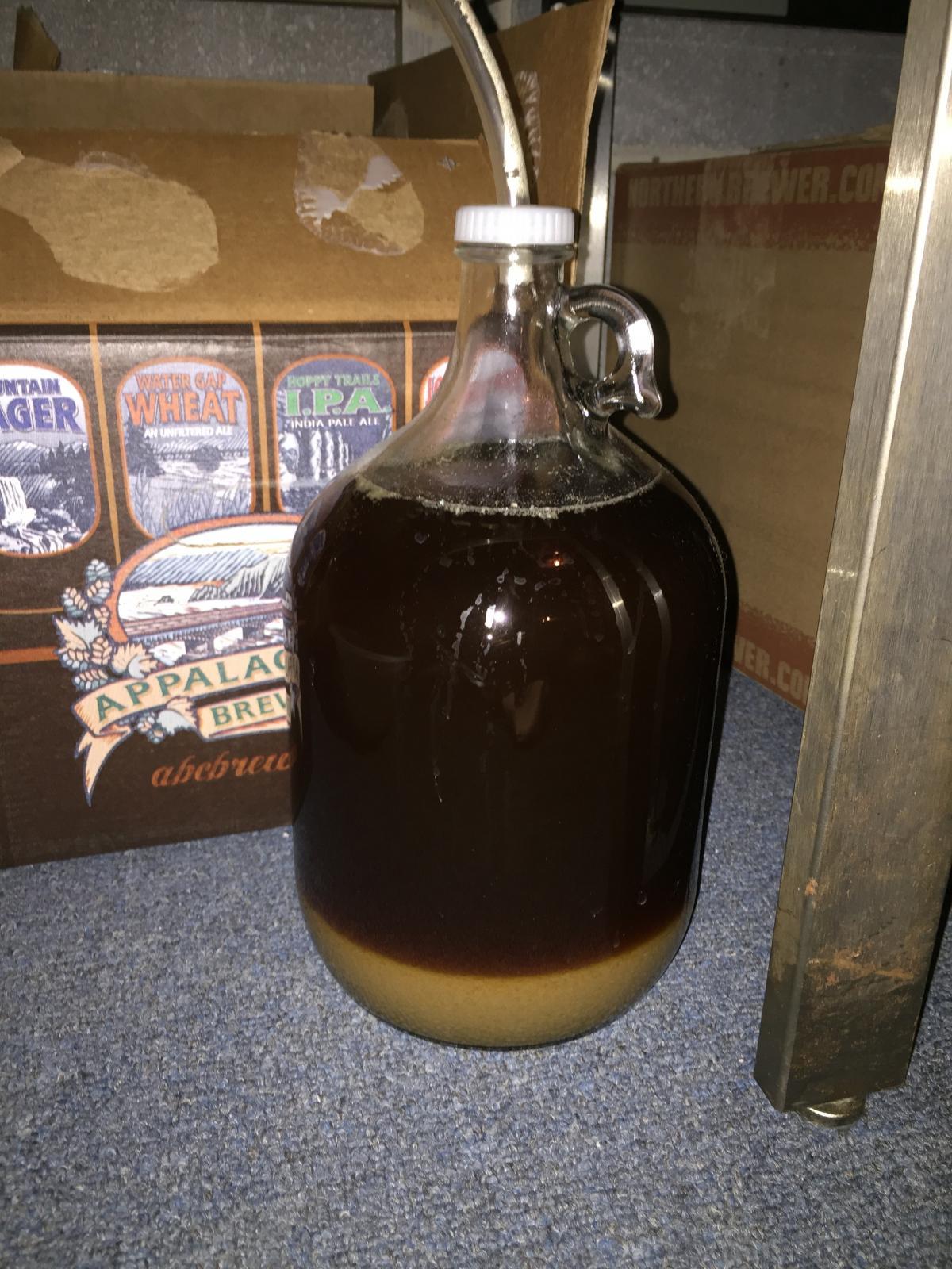 Brown ale fermentation, temp too cold? | HomeBrewTalk com