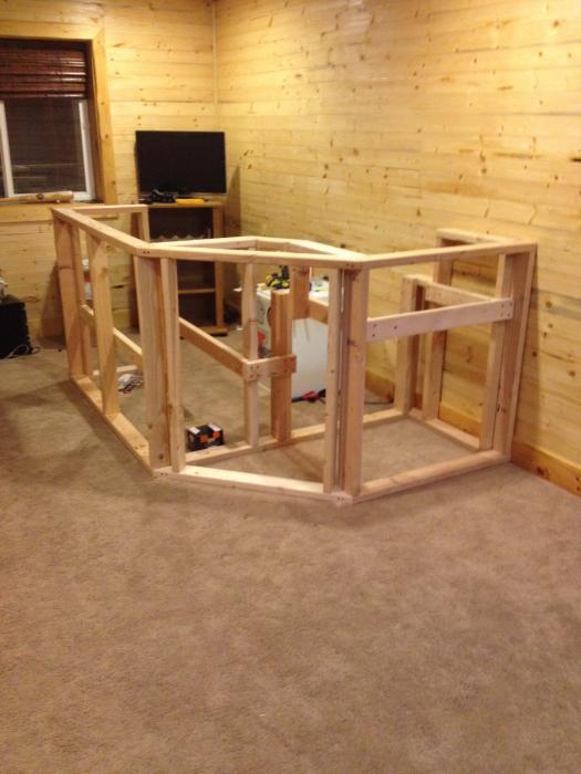 Hawk S Diy Basement Bar Build Home Brew Forums