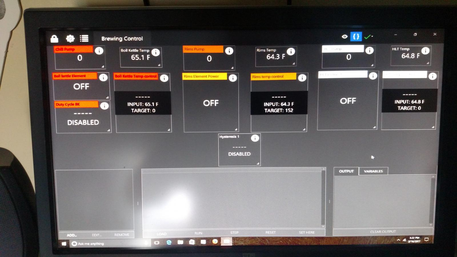 Brucontrol Brewery Control Automation Software Arduino Beer Thermostat Schematics Img 20170216 1522211701