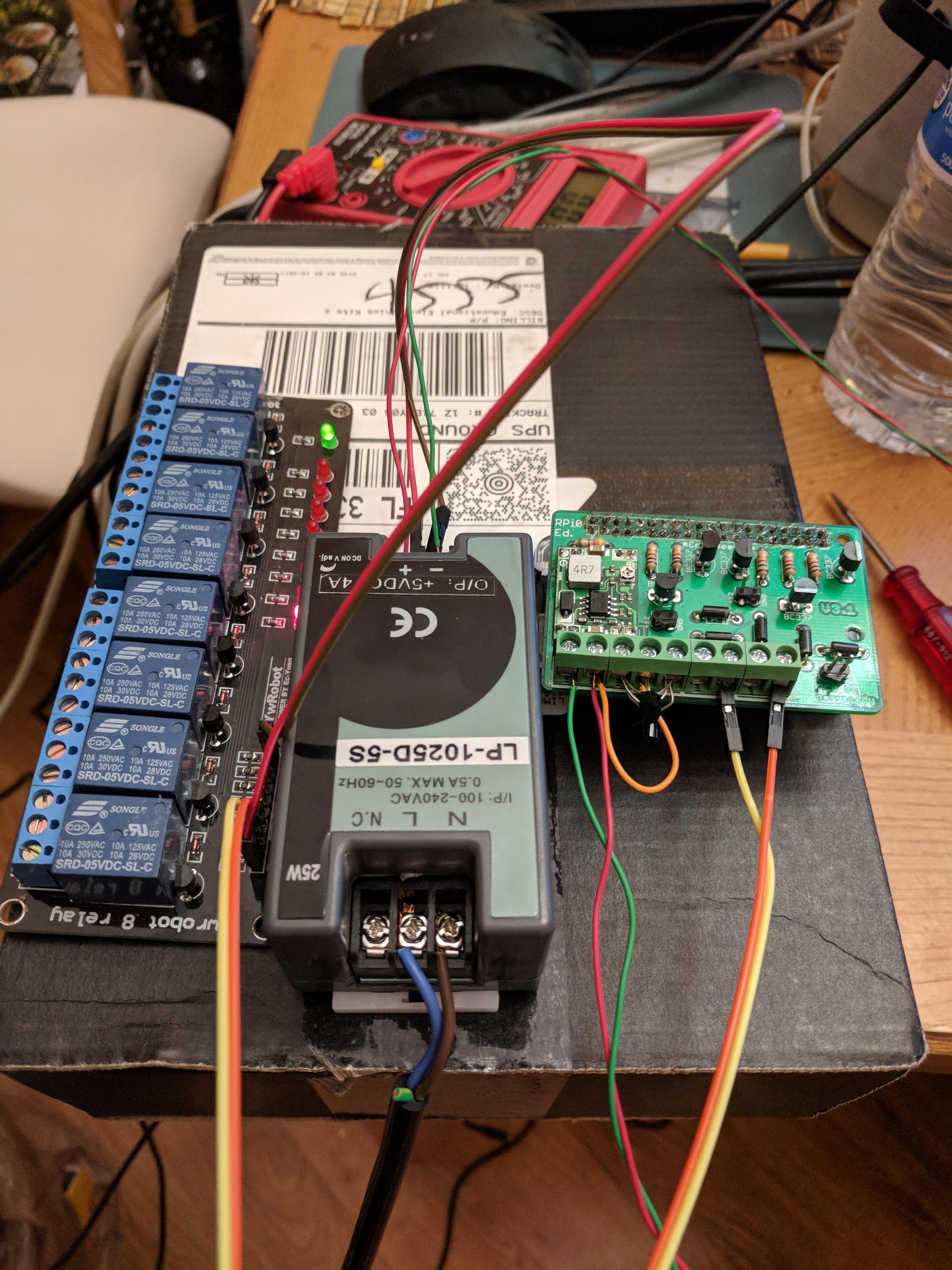 CraftBeerPi - Raspberry Pi Software | Page 27 | HomeBrewTalk