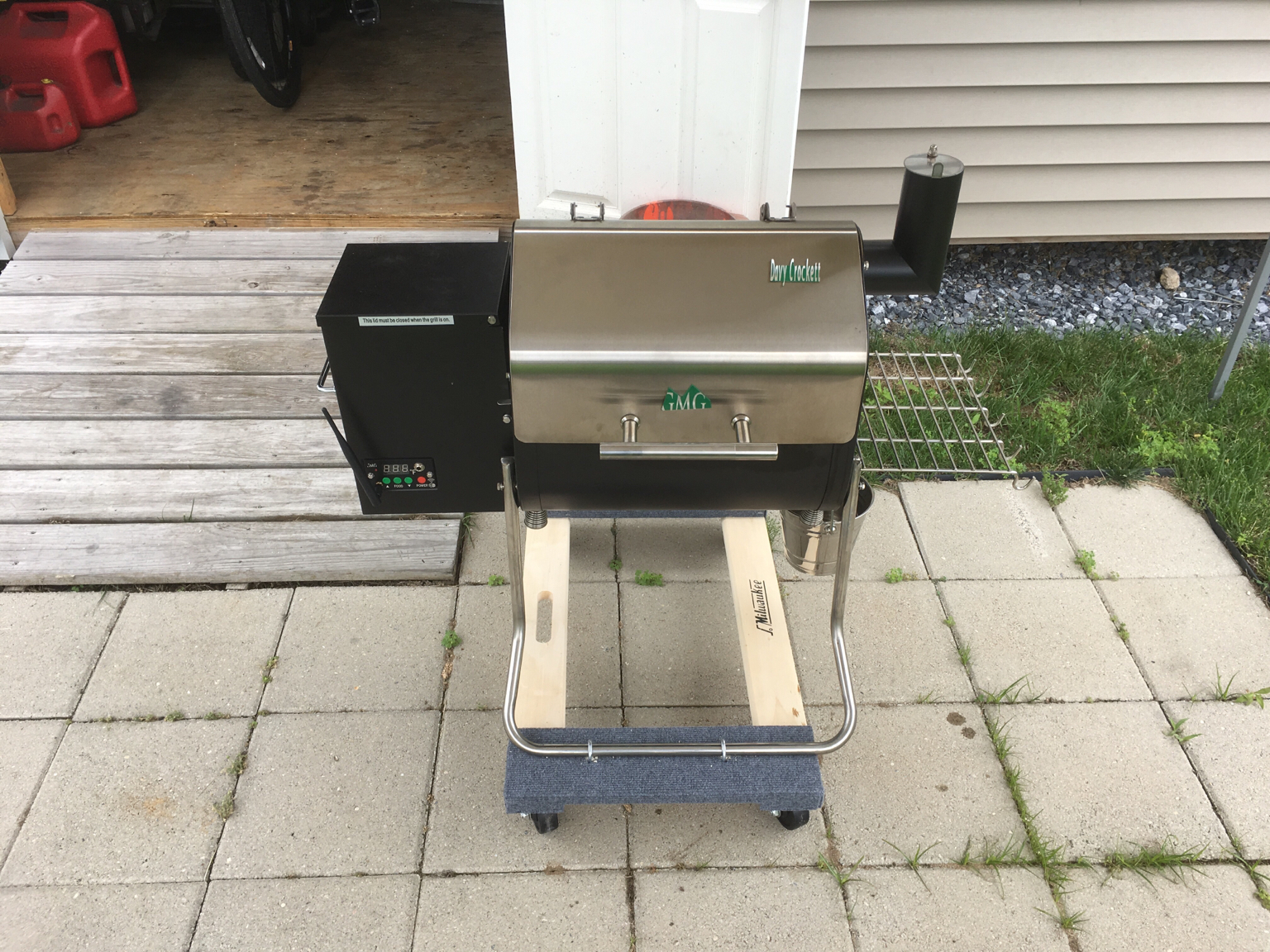 Experiences with pellet smokers? | Page 2 | HomeBrewTalk com