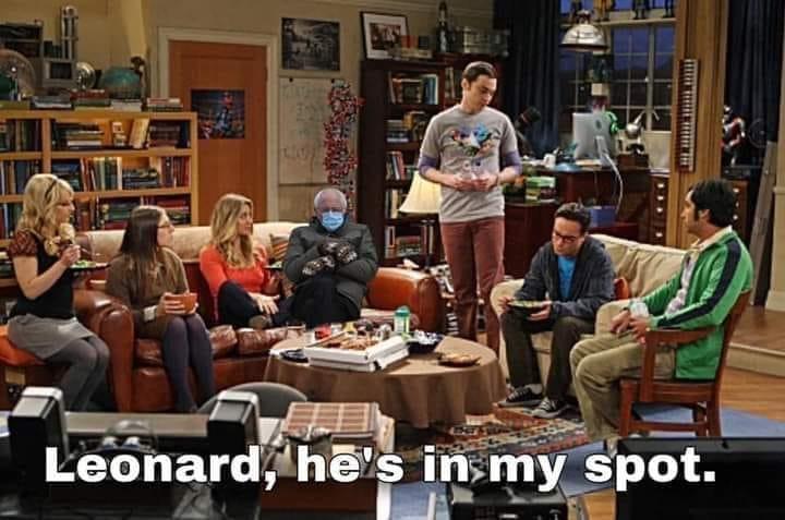 Leonard, He's In My Spot.jpg