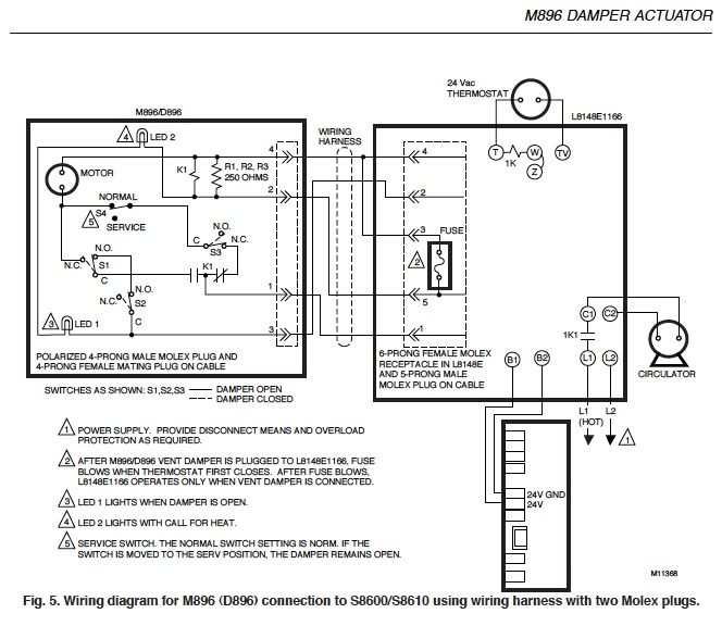 please help me s8610u damper error issue page 4 home brew click image for larger version m896 damper jpg views 964 size