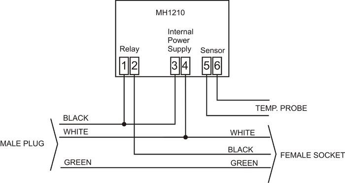 working help to mh1210a