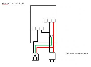 Ranco Controller Wiring Diagram - Wiring Diagram & Cable ... on