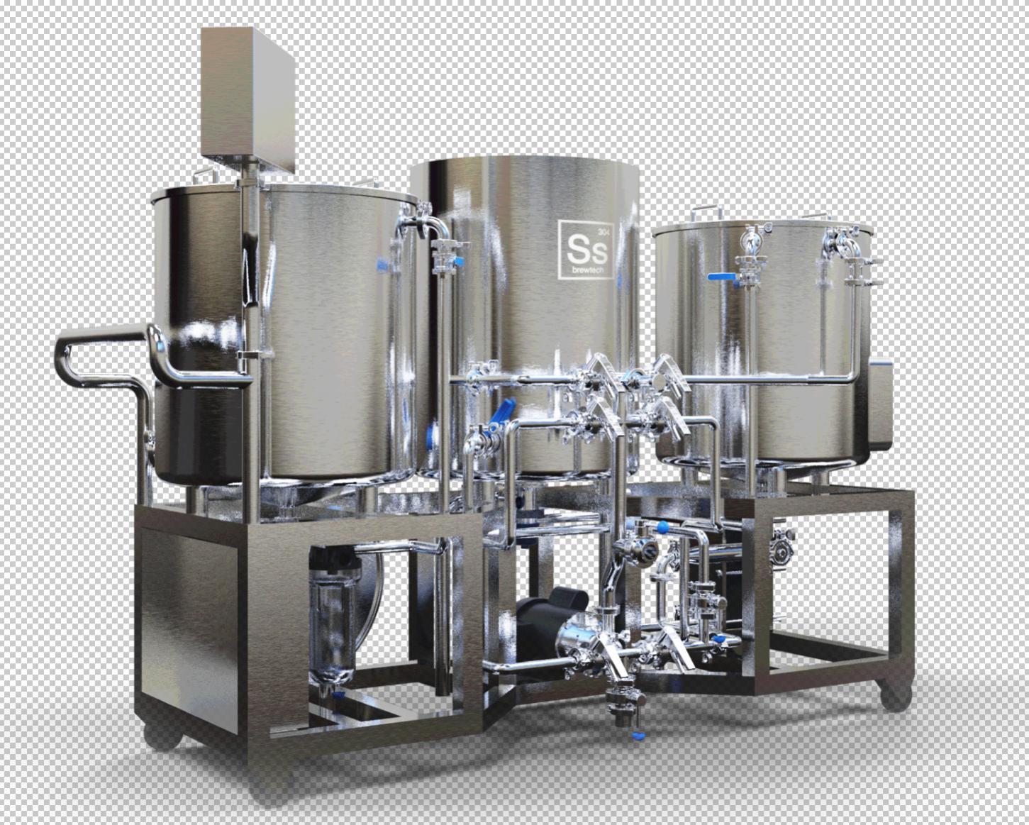 Ss Brewtech 1bbl Nano Brewhouse Homebrewtalk Com Beer
