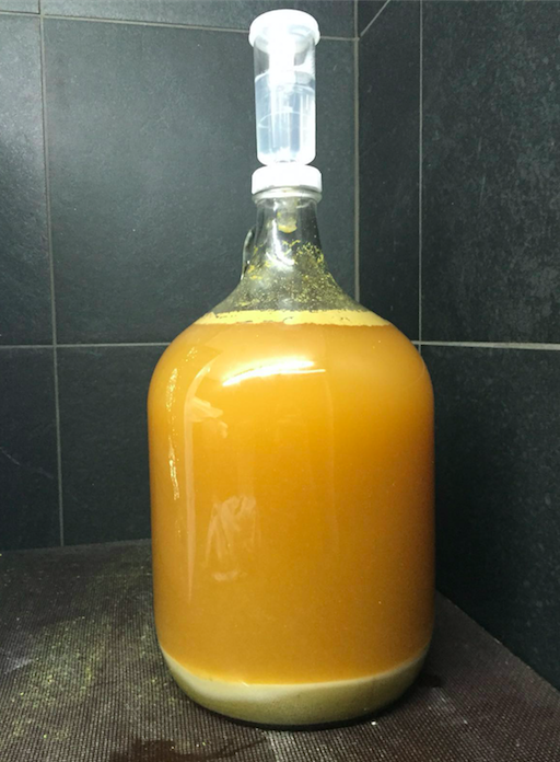 Second Brew - Fermenter I.png