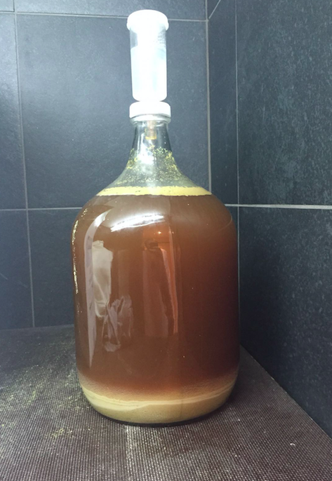 Second Brew - Fermenter II.png