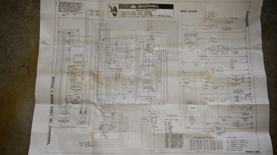 side by side refrigerator fermentation chamber build home brew click image for larger version whirlpool conquest wiring schematic full page jpg