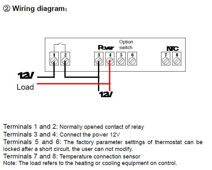 a flex fan temperature controller wiring diagram willhi wiring | homebrewtalk.com - beer, wine, mead ... 8 pin temperature controller wiring diagram
