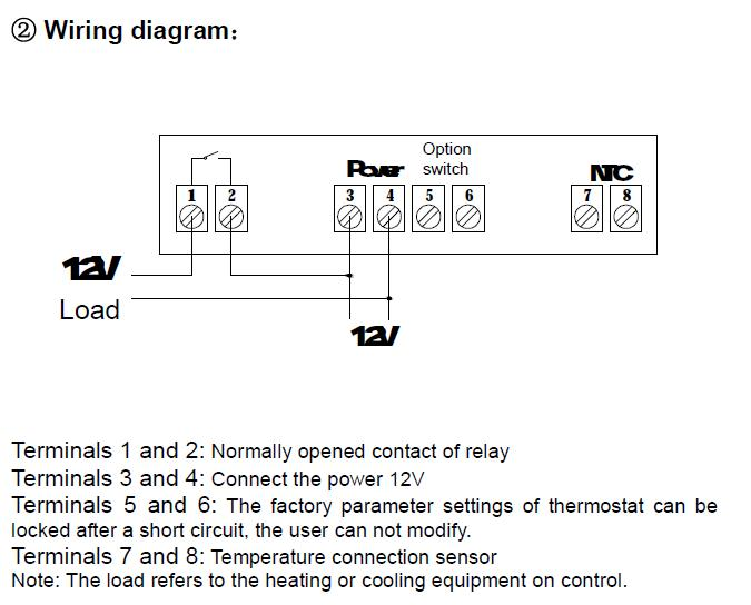 willhi digital temperature controller wiring diagram wiring diagram temperature controller crawler multi thermostat wilhi wiring diagram source