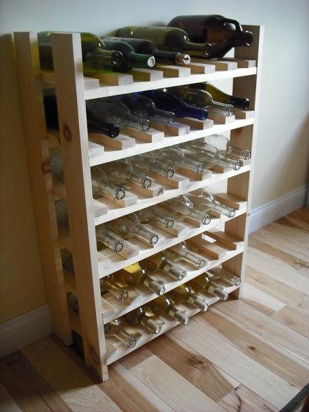 Diy Wine Racks Designs
